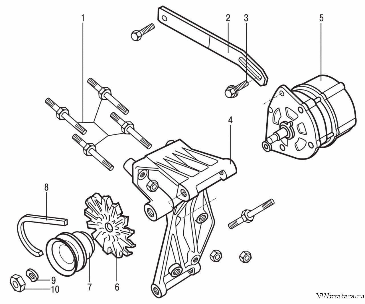 passat b3 задняя подвеска проставки схема установки